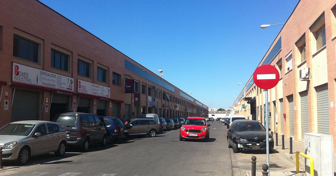 Parque Comercial Estrella del Sur