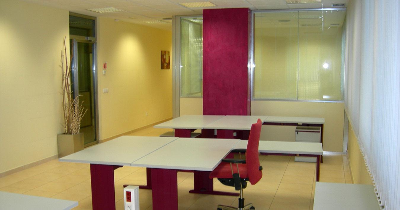 Oficinas edificio Vilamar I